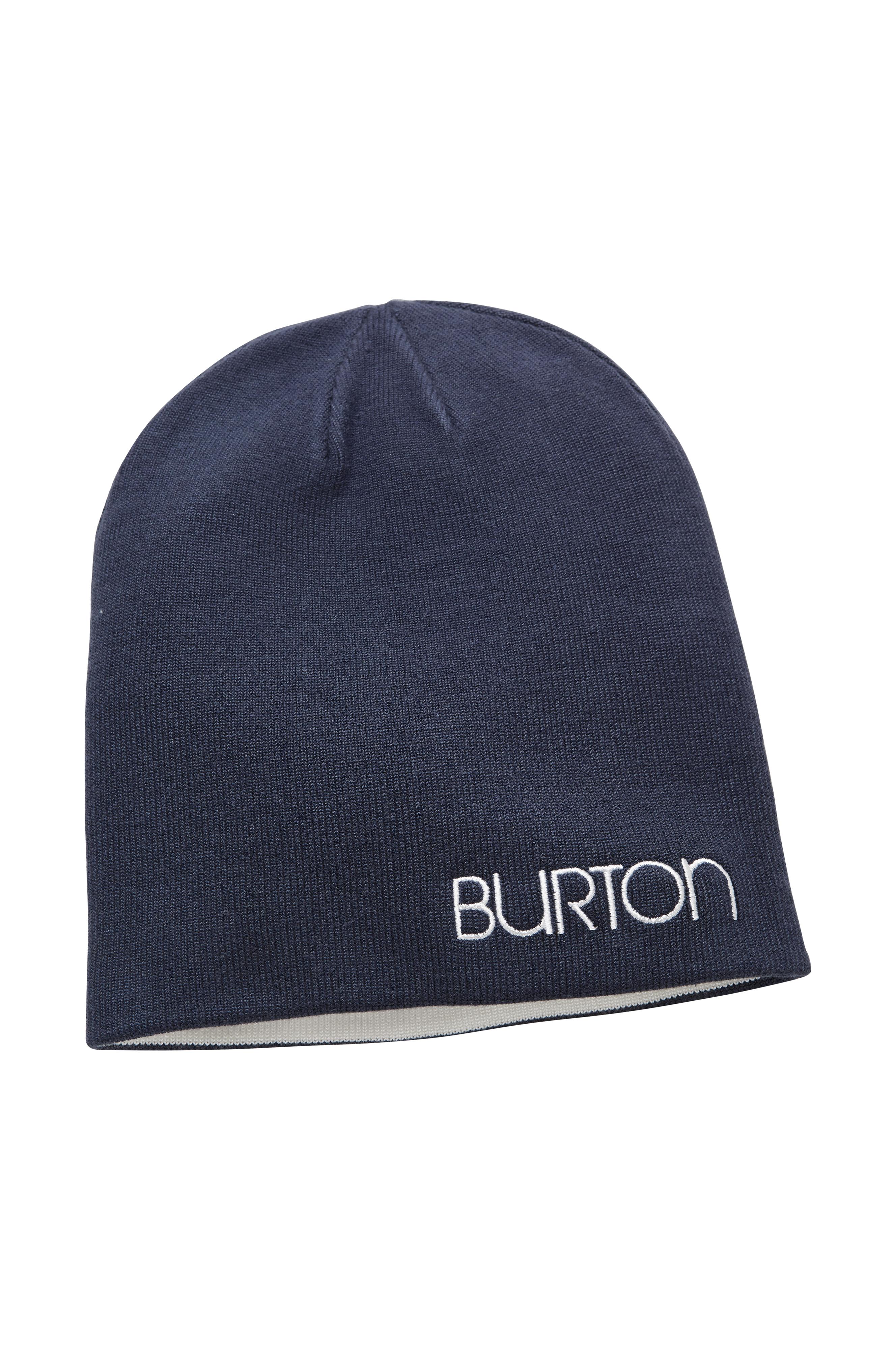 2401fdee5db Burton Mössa Belle beanie vändbar - Blå - Herr - Ellos.se