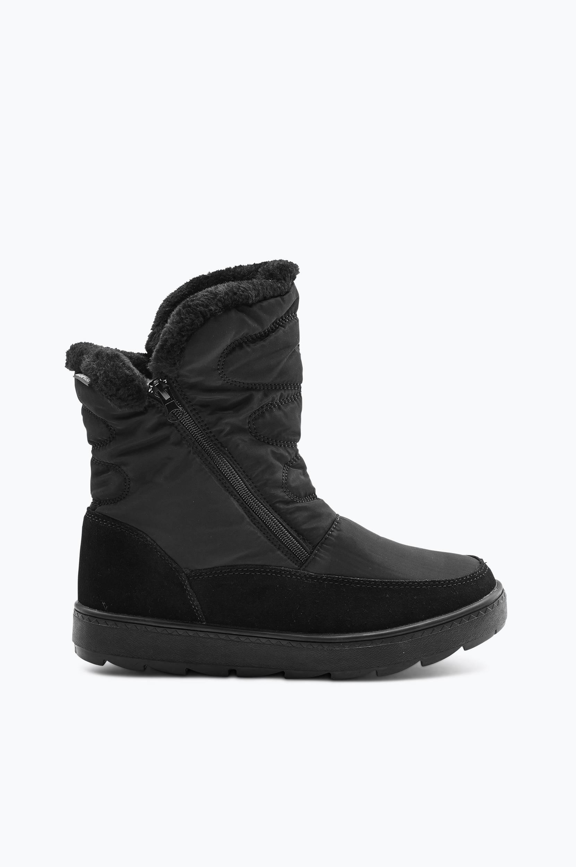 Boots Ramira er vandtæt og varmforet Eskimo Støvler til Kvinder i Sort