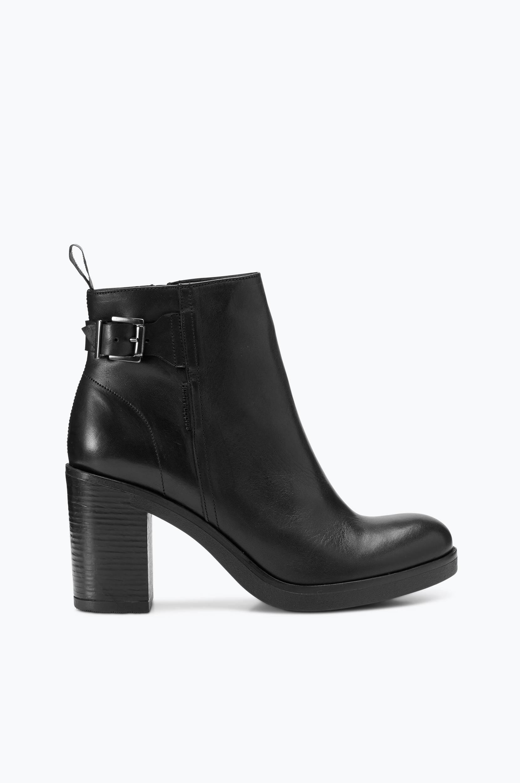 Boots Livia Hush Puppies Boots & snørestøvler til Kvinder i Sort