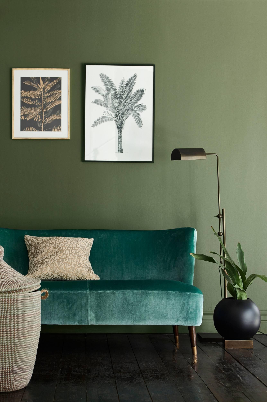 Fredrika-sohva