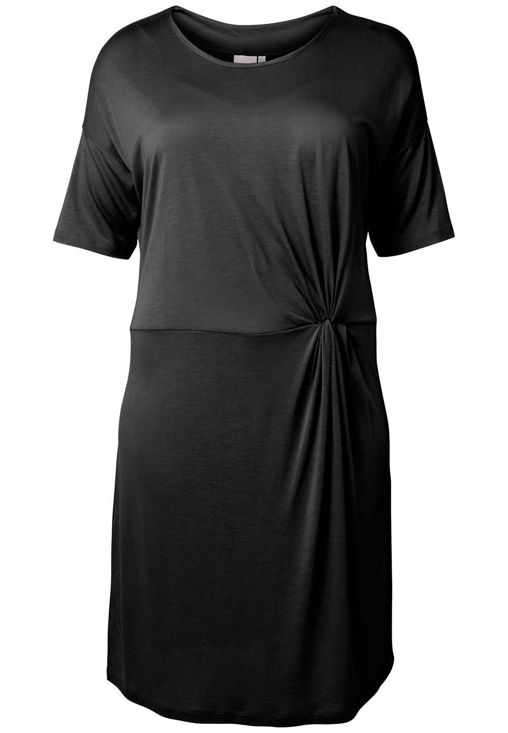 Kjole Pusle Junarose Kjoler til Kvinder i Sort