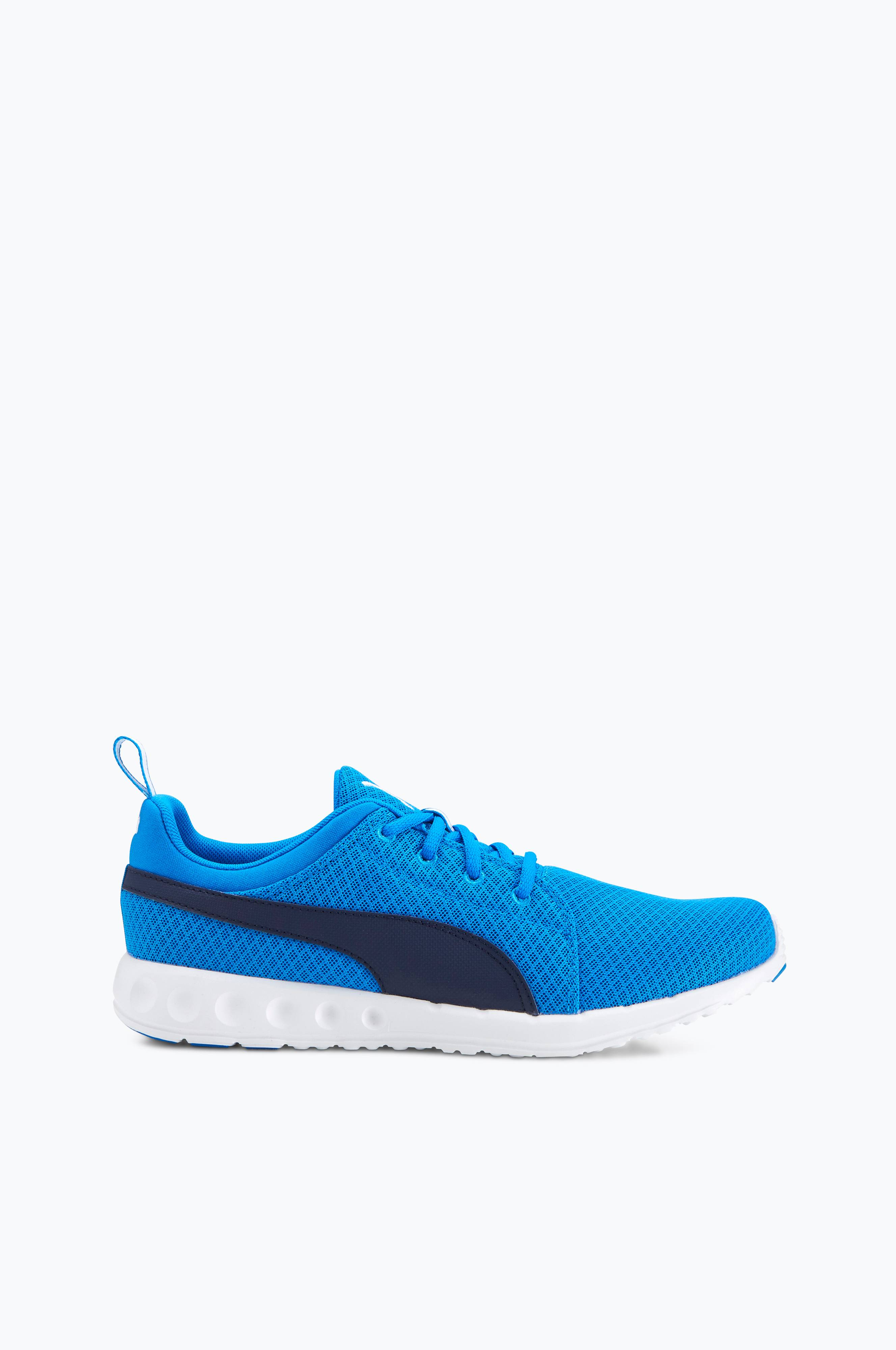 Puma Sneakers Carson Mesh Blå Herre Ellos.dk
