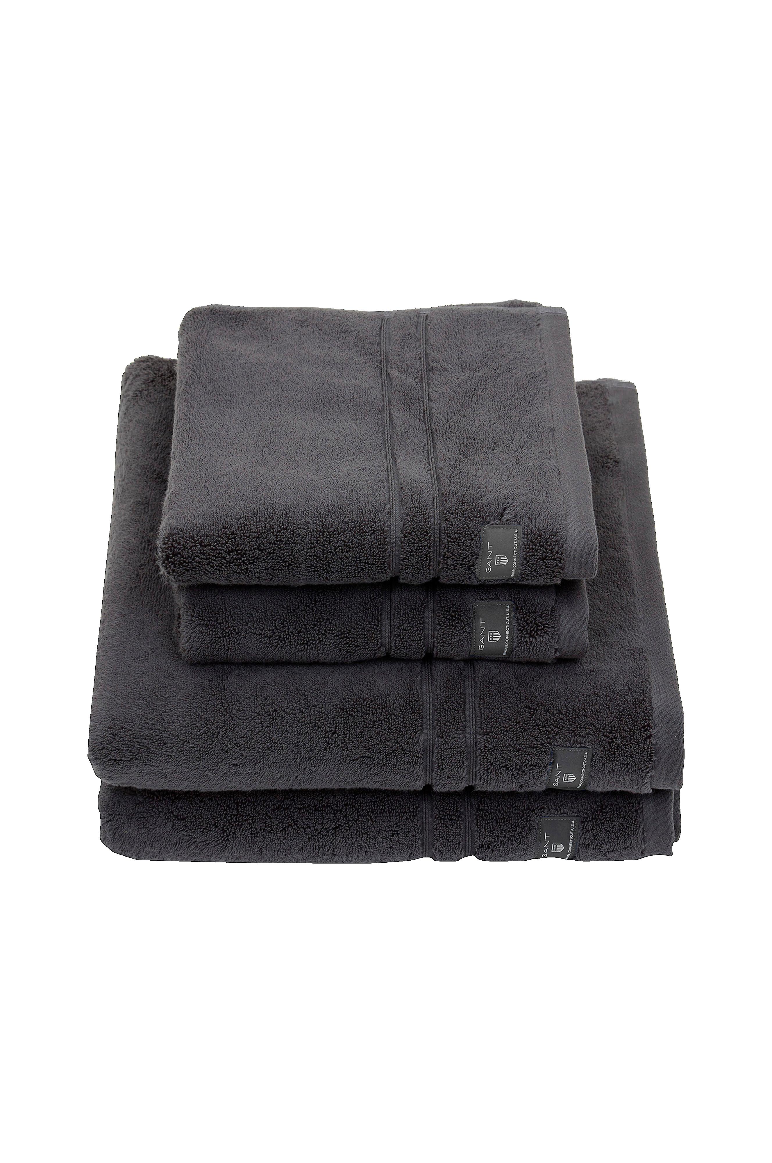 gant home h ndkle premium terry towel gr hjem innredning. Black Bedroom Furniture Sets. Home Design Ideas