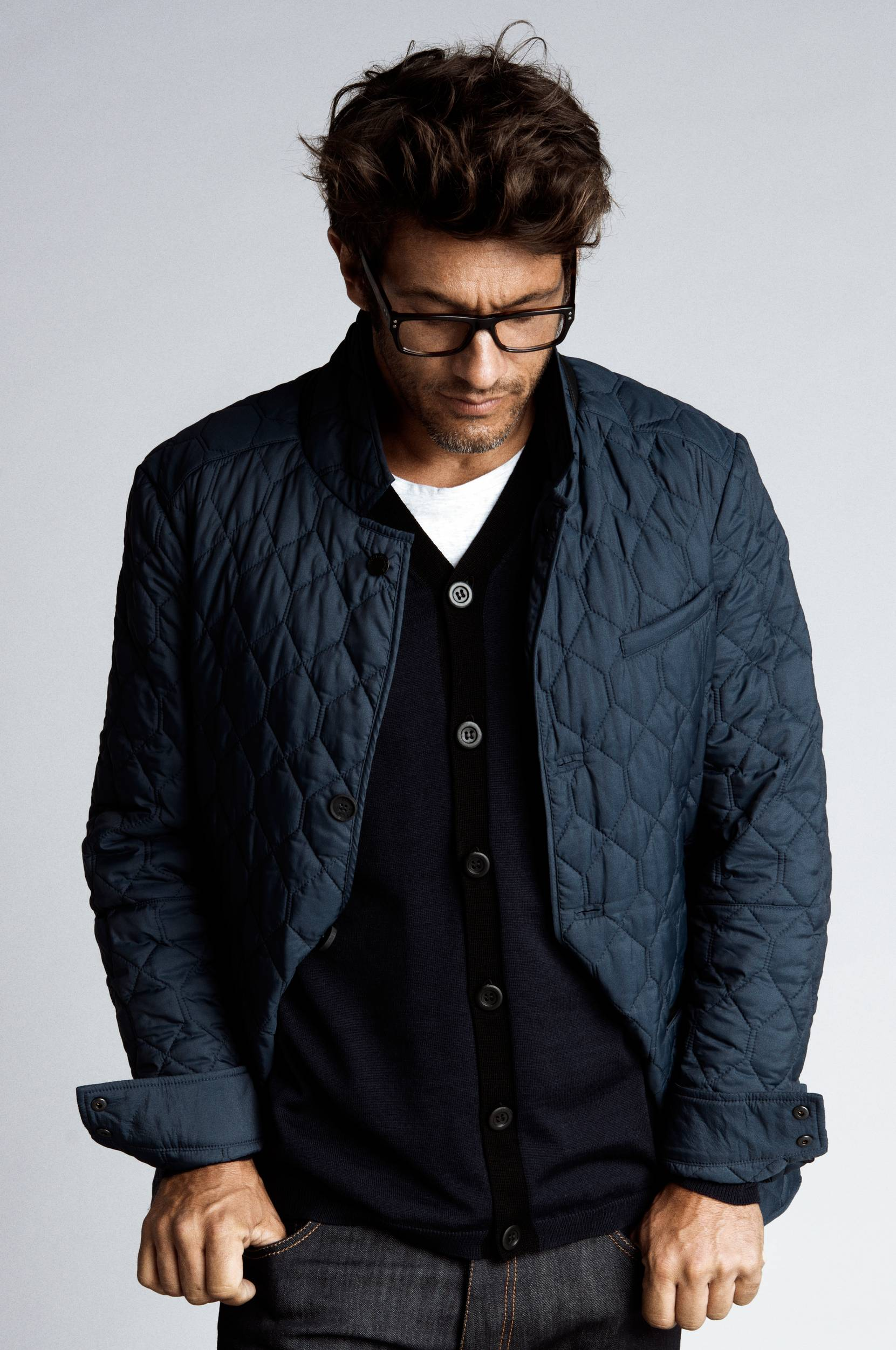 The Quiltet Jacket slim fit thumbnail