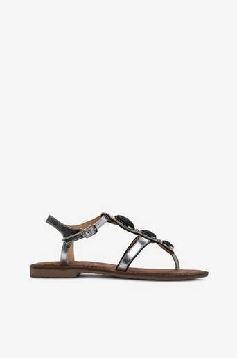 Metallinhohtoiset sandaalit