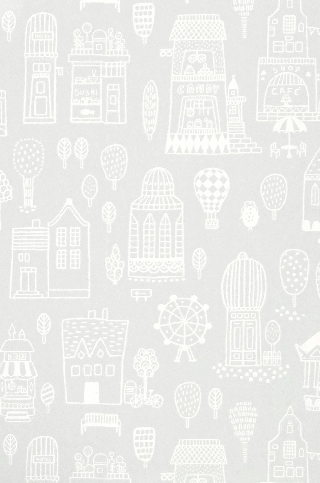 Small Town -tapetti