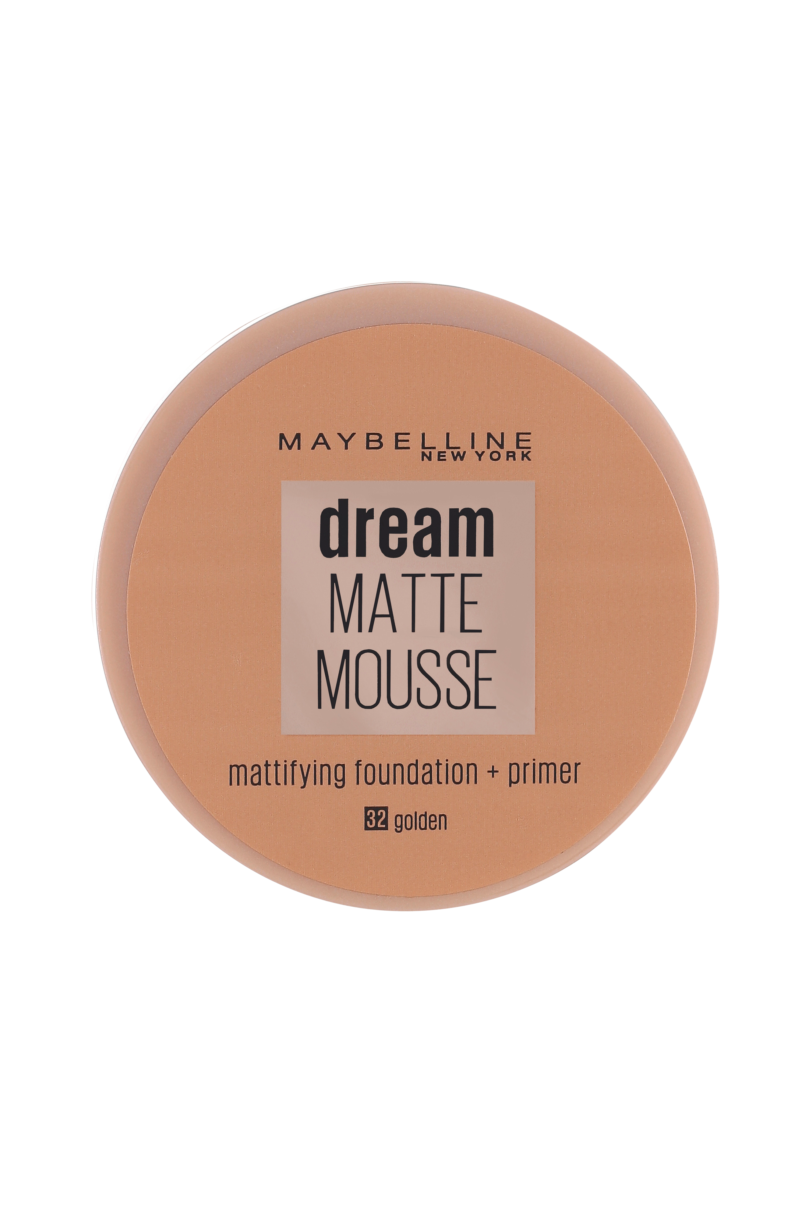 Maybelline Dream Matte Mousse Natur Skönhet Ellos se