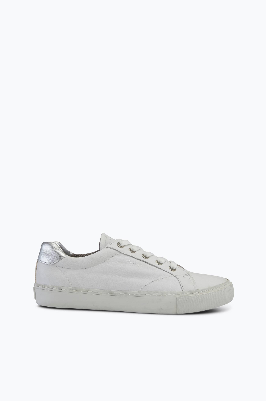 Sneakers Alice Gant Sneakers til Kvinder i Hvid/sølvfarvet