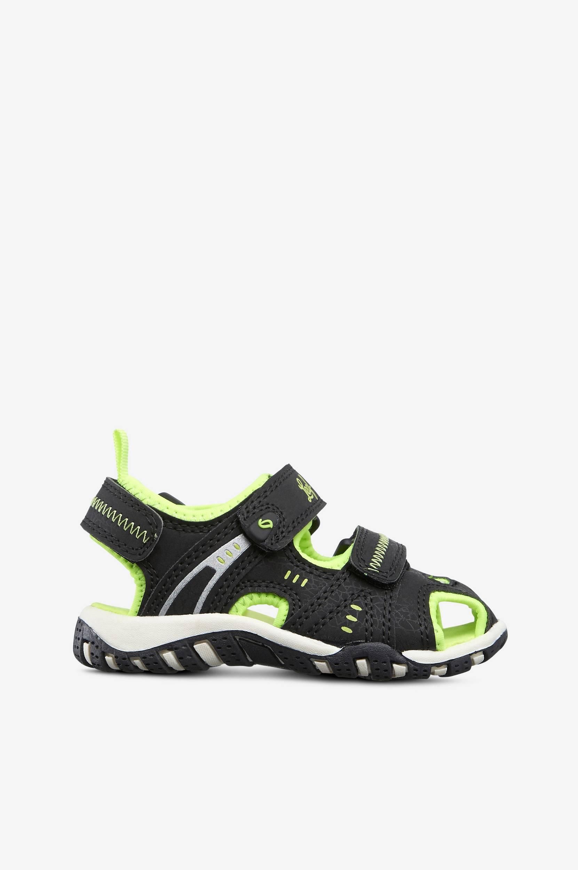 Sportsandaler Laski med beskyttet tå Leaf Sandaler til Børn i Sort