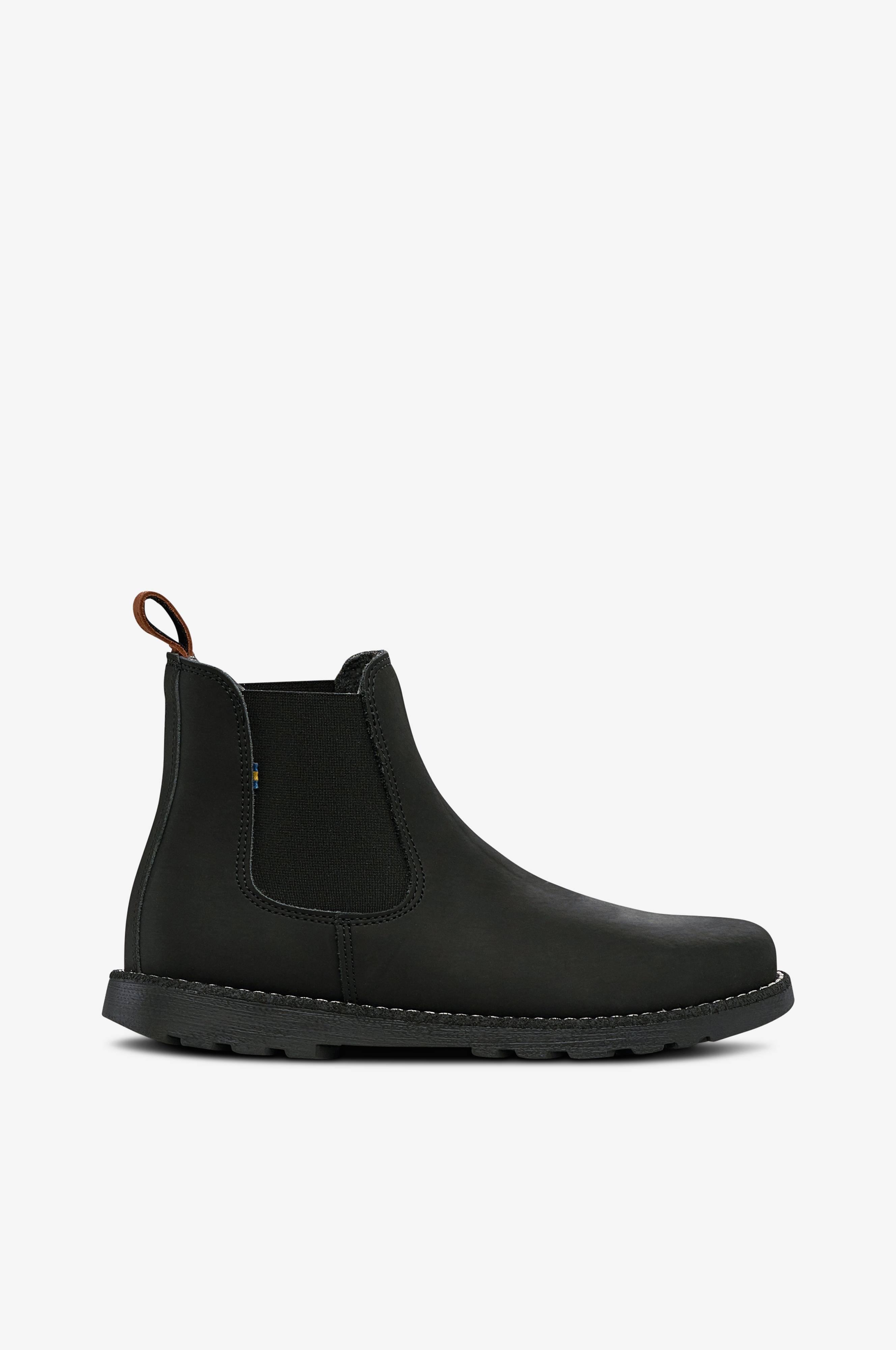 8eb03140 Kavat Chelsea-boots Bodås Jr XC - Sort - Børn - Ellos.dk