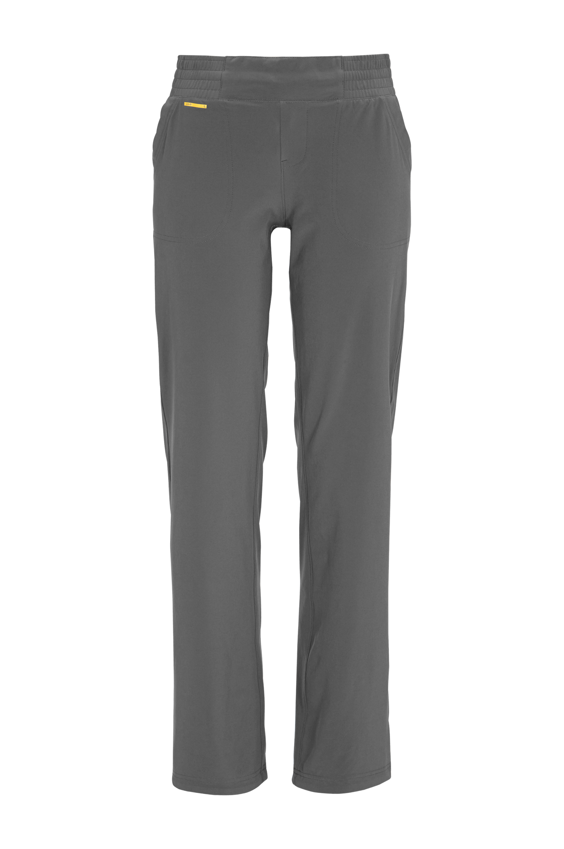 Yogabuks Refresh Lolë Træningsbukser, -shorts & -nederdele til Kvinder i Mørkegrå