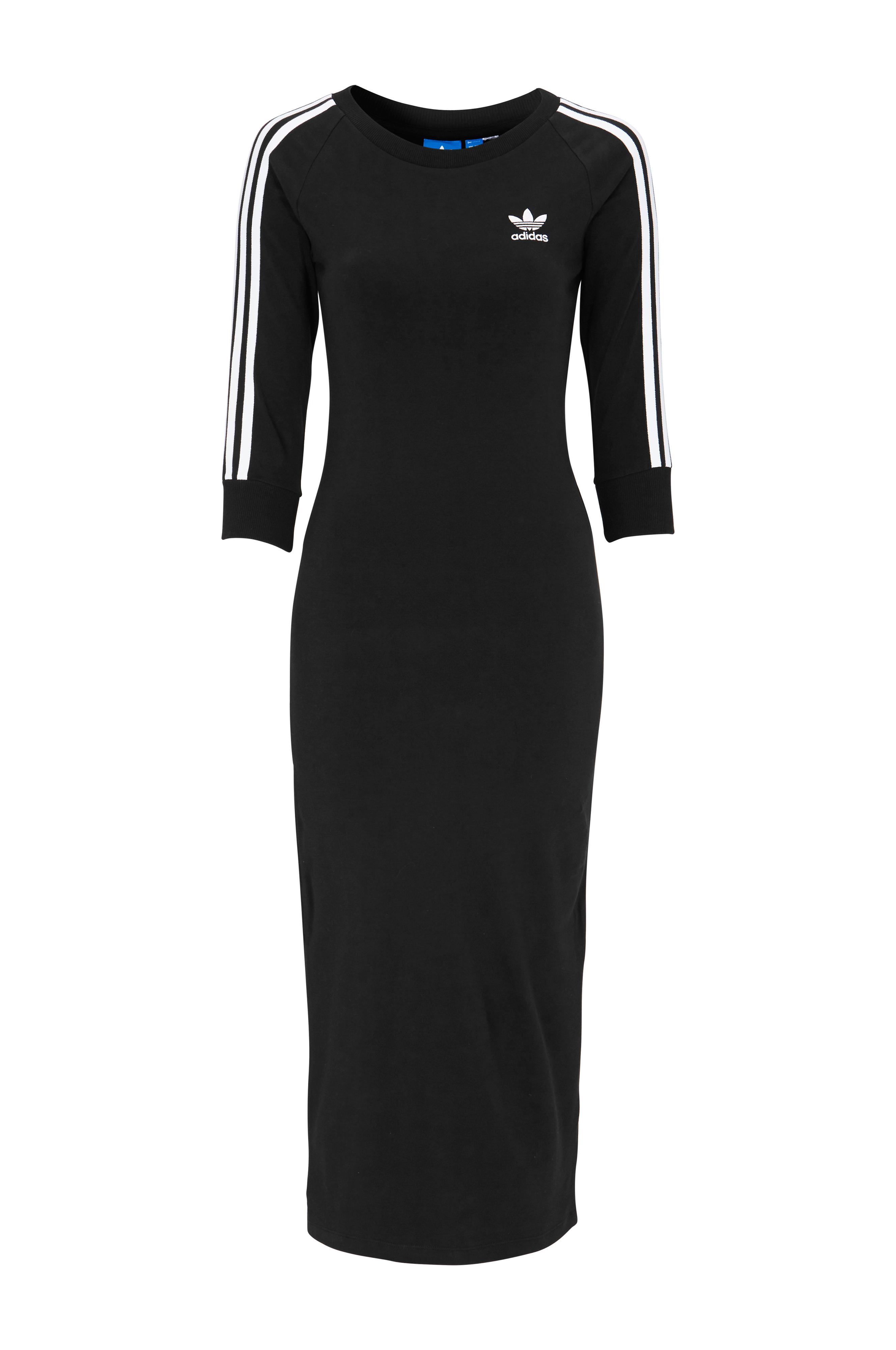 a865f75cdd1 adidas Originals Klänning 3stripes dress - Svart - Dam - Ellos.se