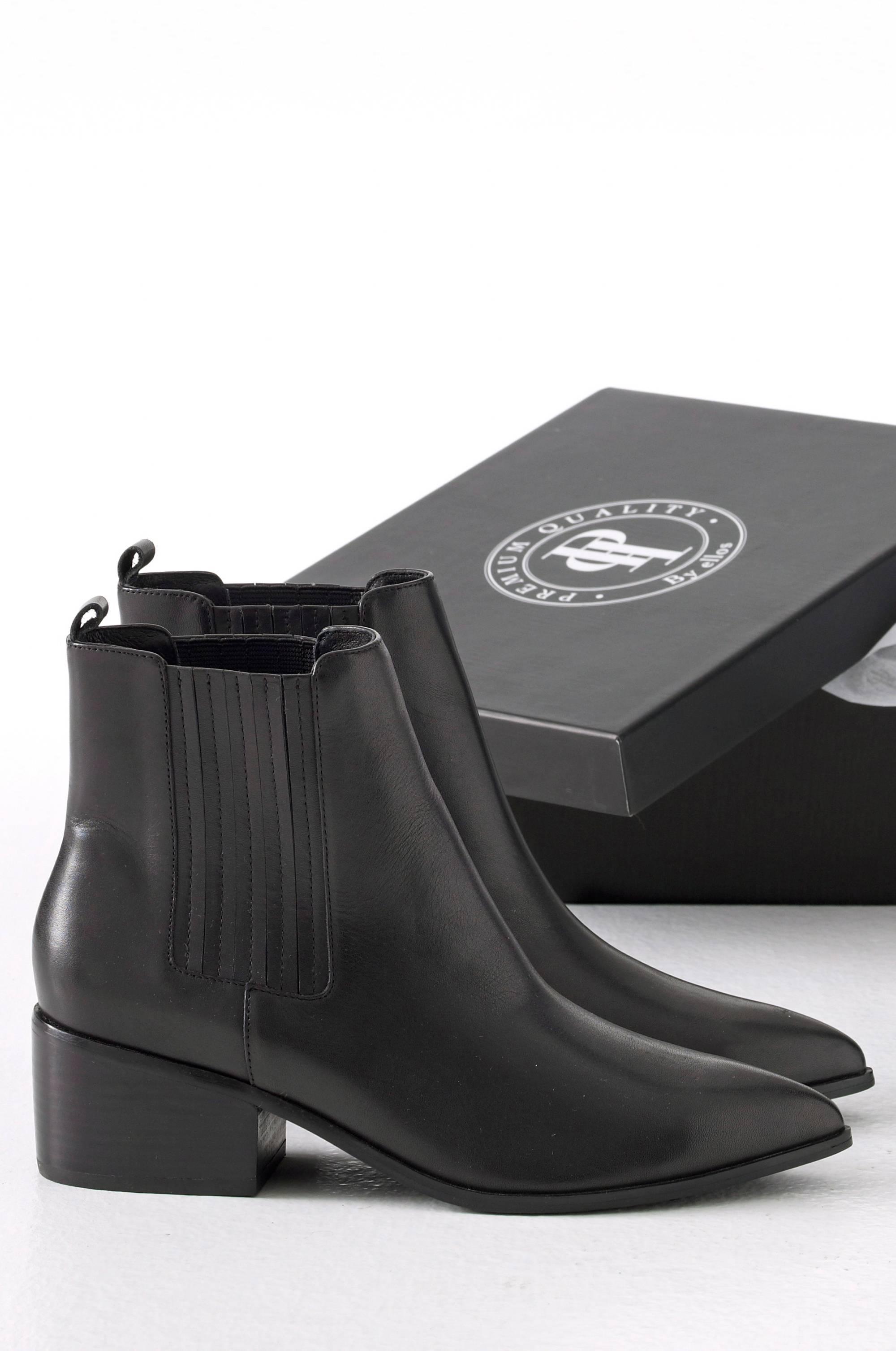 2c0d4120 Ellos Shoes Skinnboots - Svart - Dame - Ellos.no