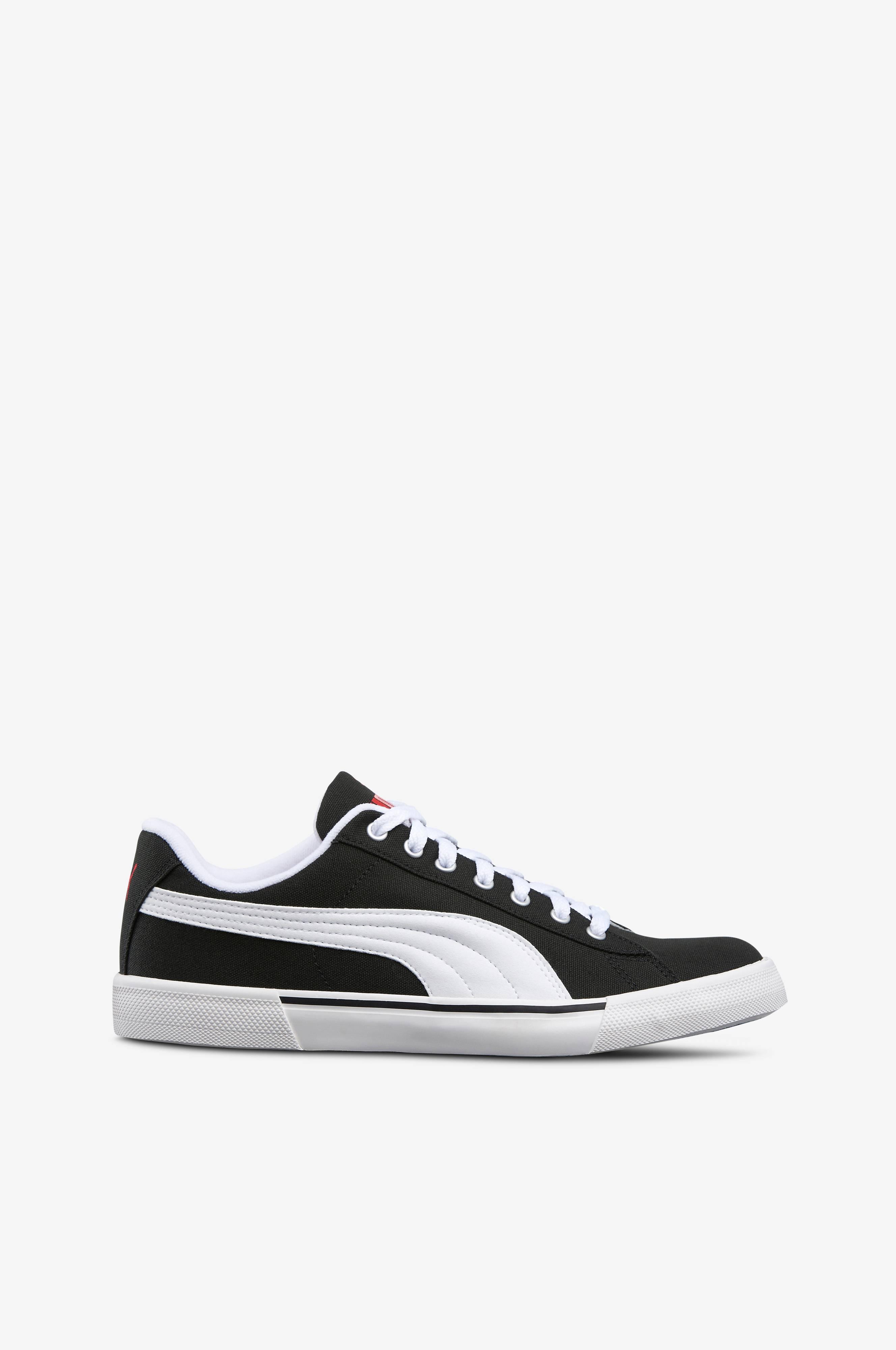 Puma Sneakers Benny Sort Børn Ellosdk