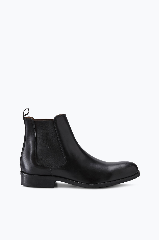Chelsea-boots Morris Boots & snørestøvler til Kvinder i Sort