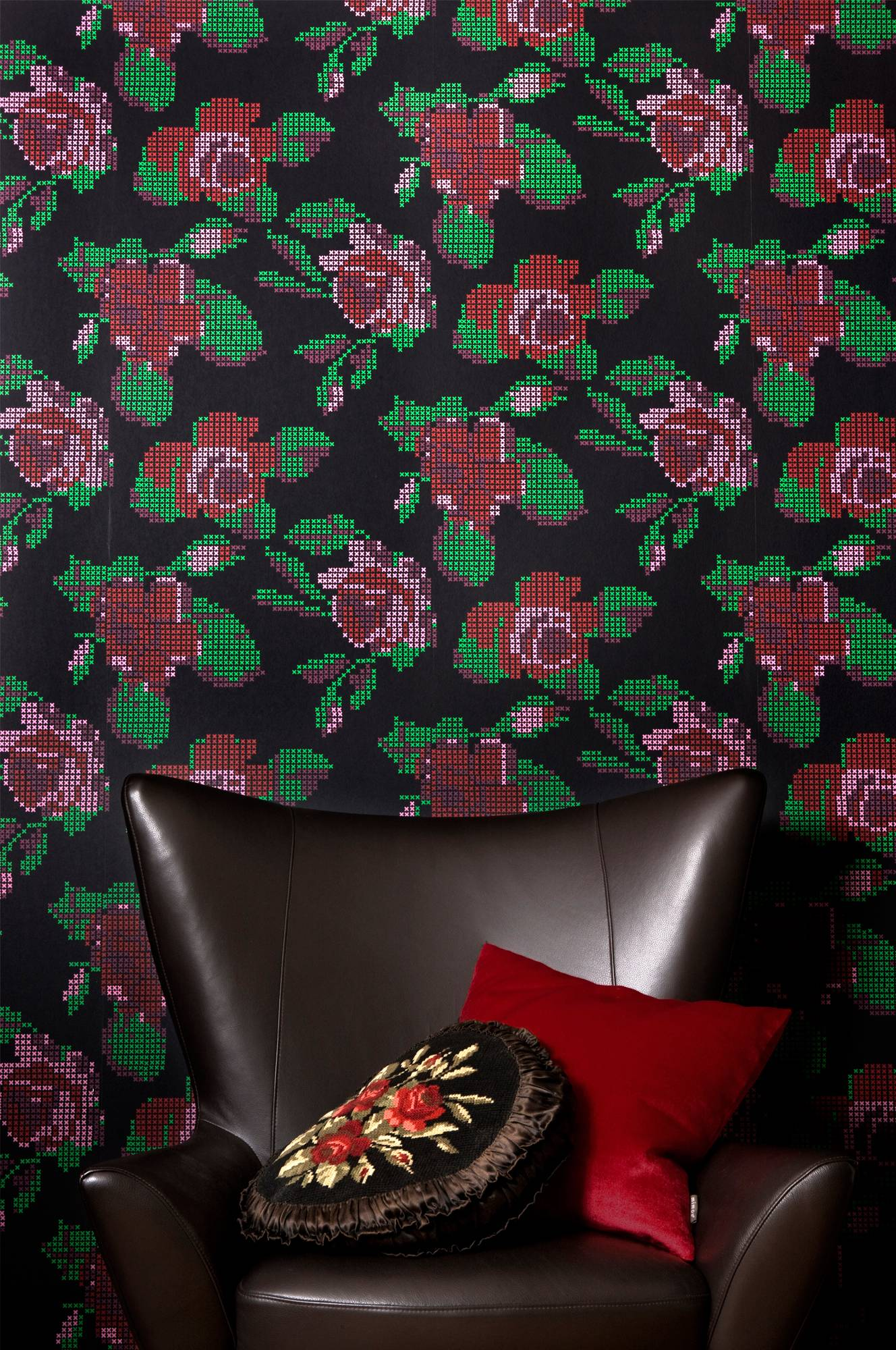 Rose-tapetti
