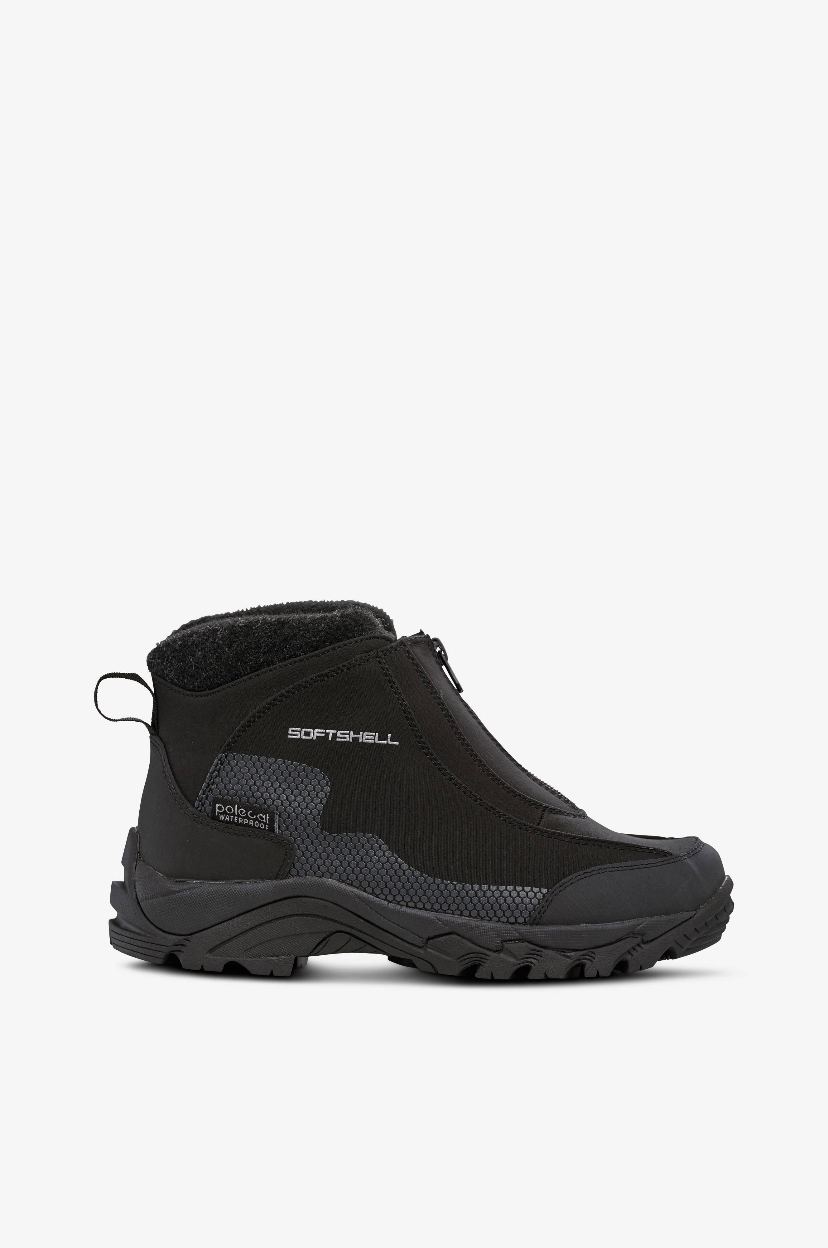 Vinterstøvle, vandtæt og varmforet