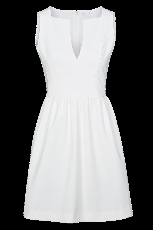 Kjole Viatlas Vila Kjoler til Kvinder i Hvid