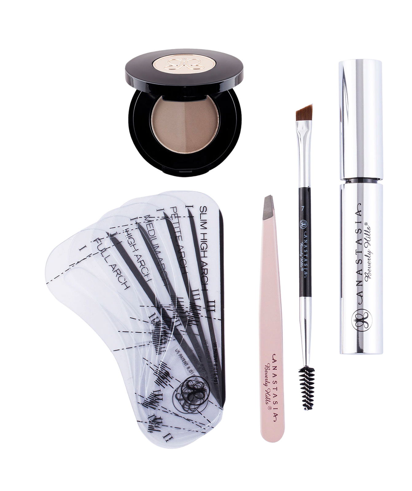 5 Piece Brow Kit