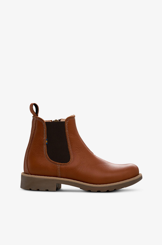 Chelsea-boots Husum af økologisk skind
