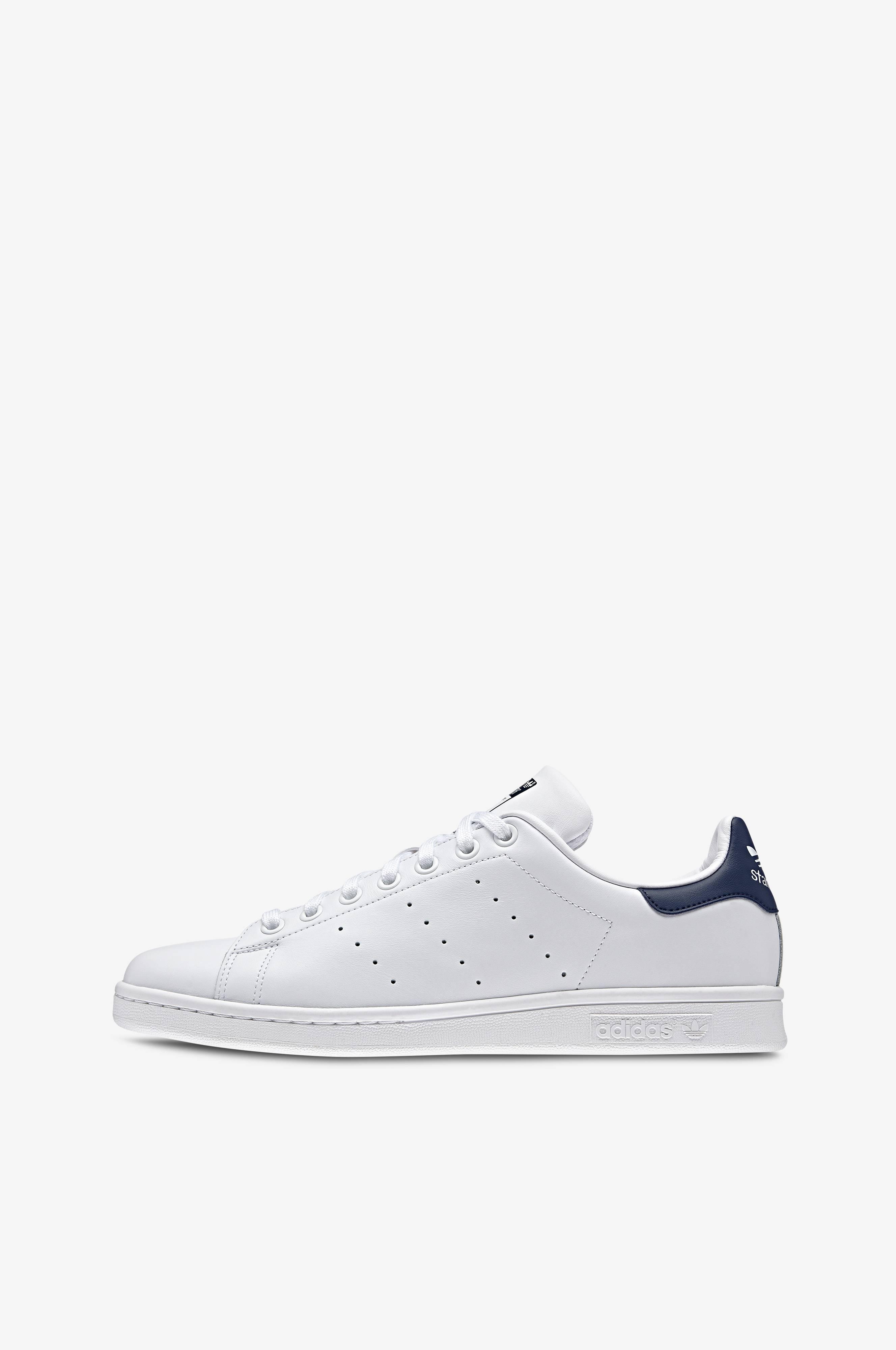 adidas Originals Sneakers Stan Smith Hvit Dame Ellos.no
