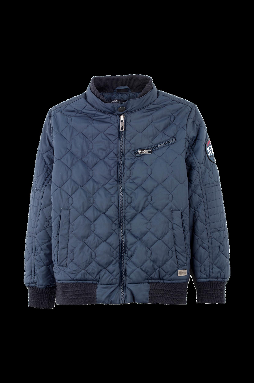 jakke, let vatteret og quiltet Petrol Overtøj til Børn i Mørkeblå