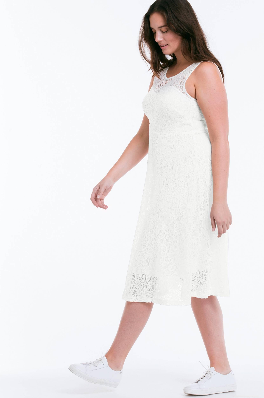 Blondekjole Ellos Kjoler til Kvinder i Hvid