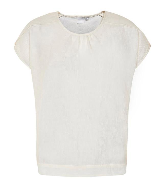 Bluse Natalie InWear Skjorter & bluser til Kvinder i Hvid