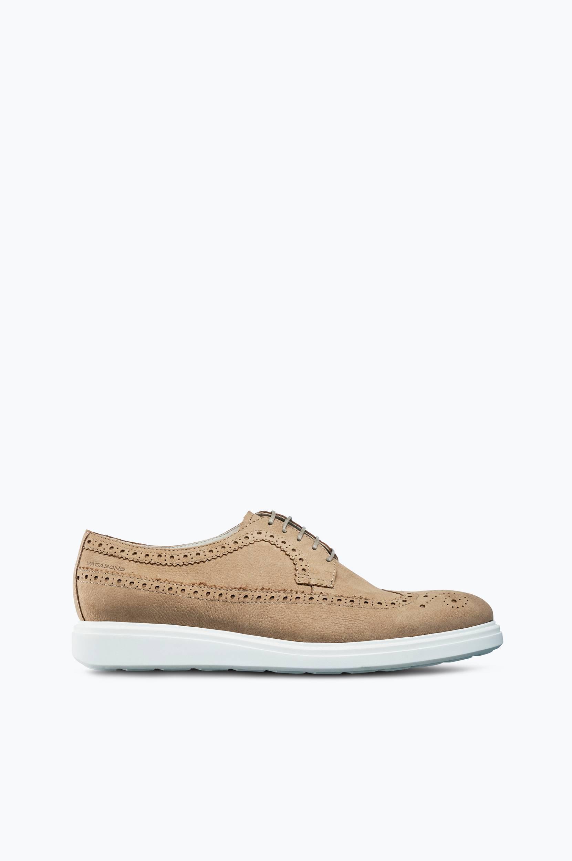 Zack-kengät, joissa on broguekuvio
