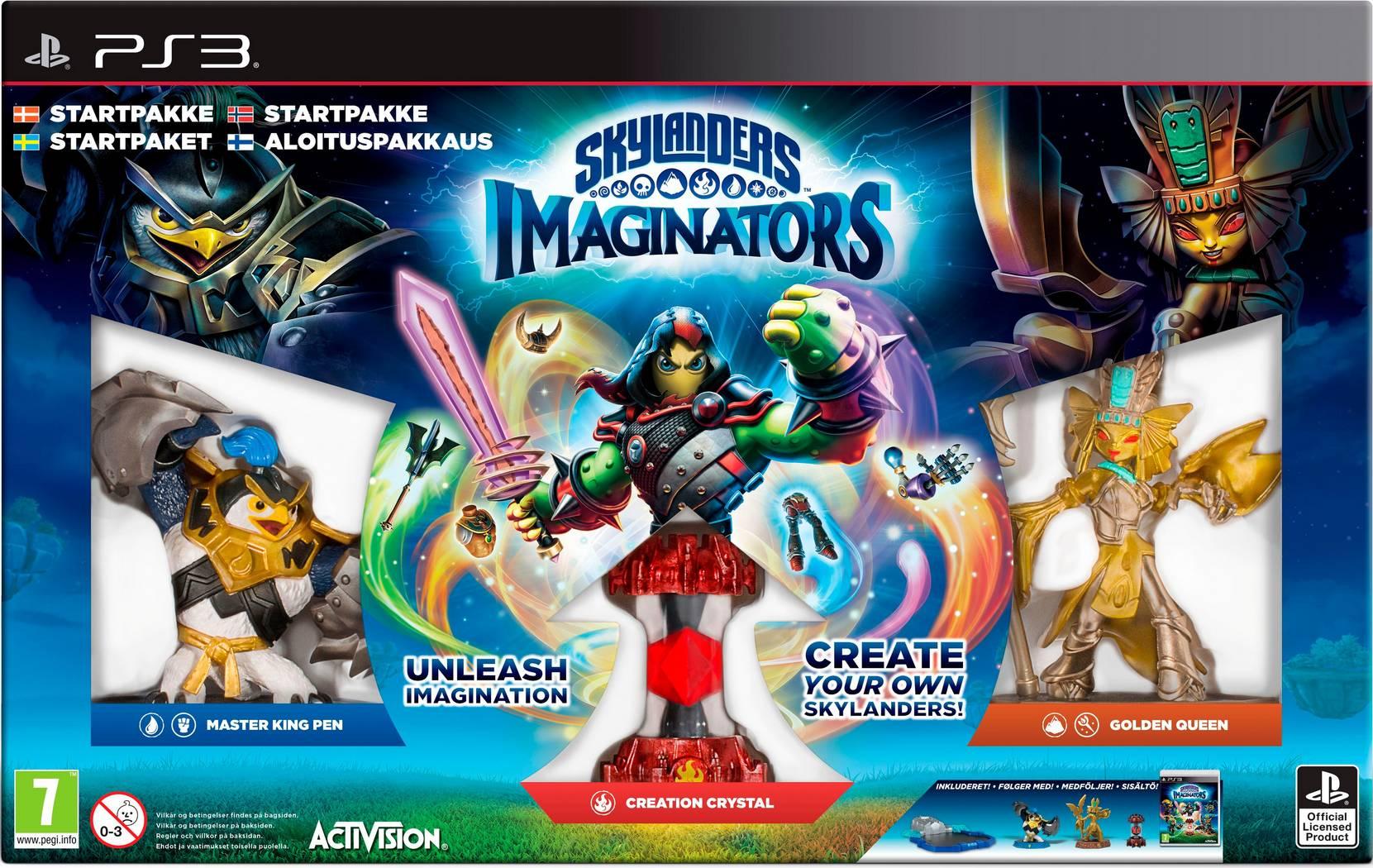 Skylanders Imaginators -aloituspakkaus