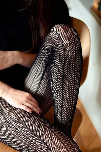Astrid Fishnet sukkahousut
