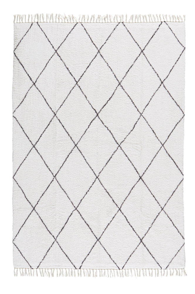 Bomullsmatta Raleigh 200×300 cm