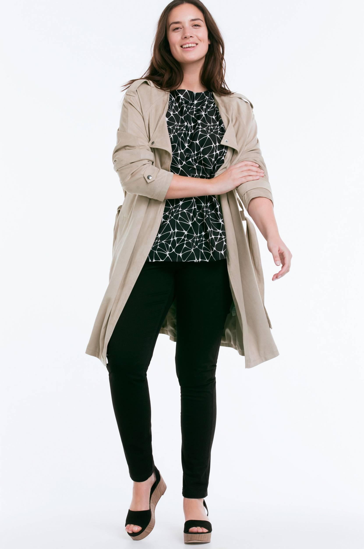 Frakke Colonete Junarose Jakker & frakker til Kvinder i Lys beige