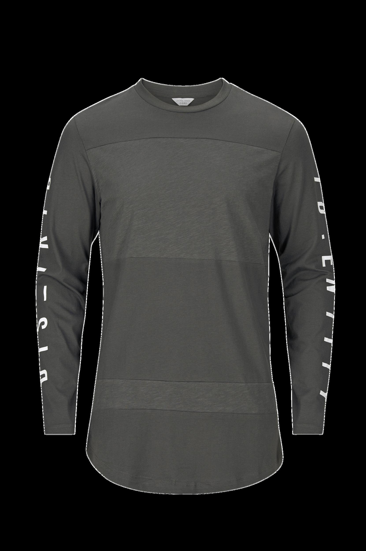 T-shirt jcoNuru Tee LS Crew Neck thumbnail