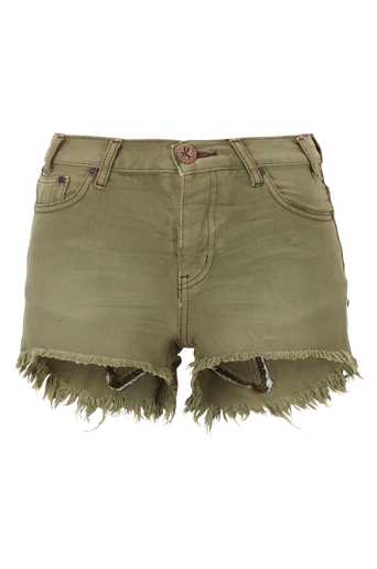 Juliettes-shortsit, slim loosefit