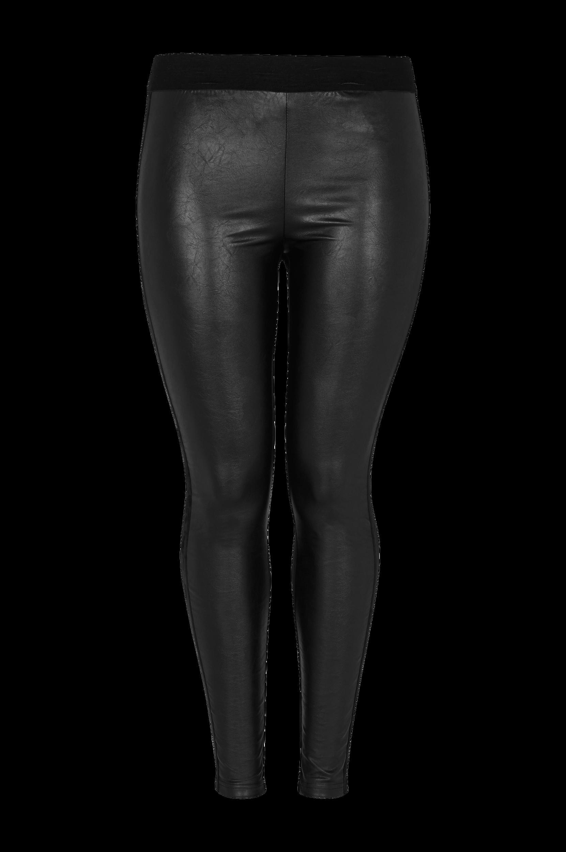 Leggings Zizzi Bukser til Kvinder i Sort