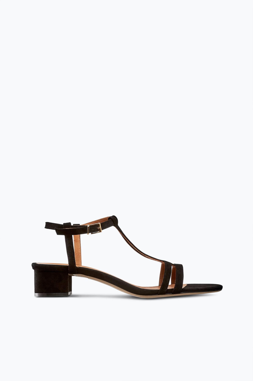Sandaalit mokkaa