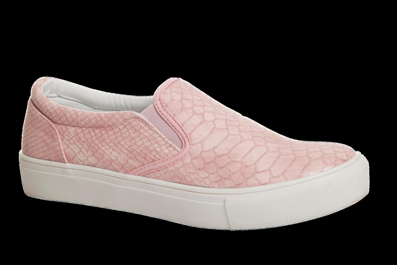 Krokotiilikuvioiset kengät