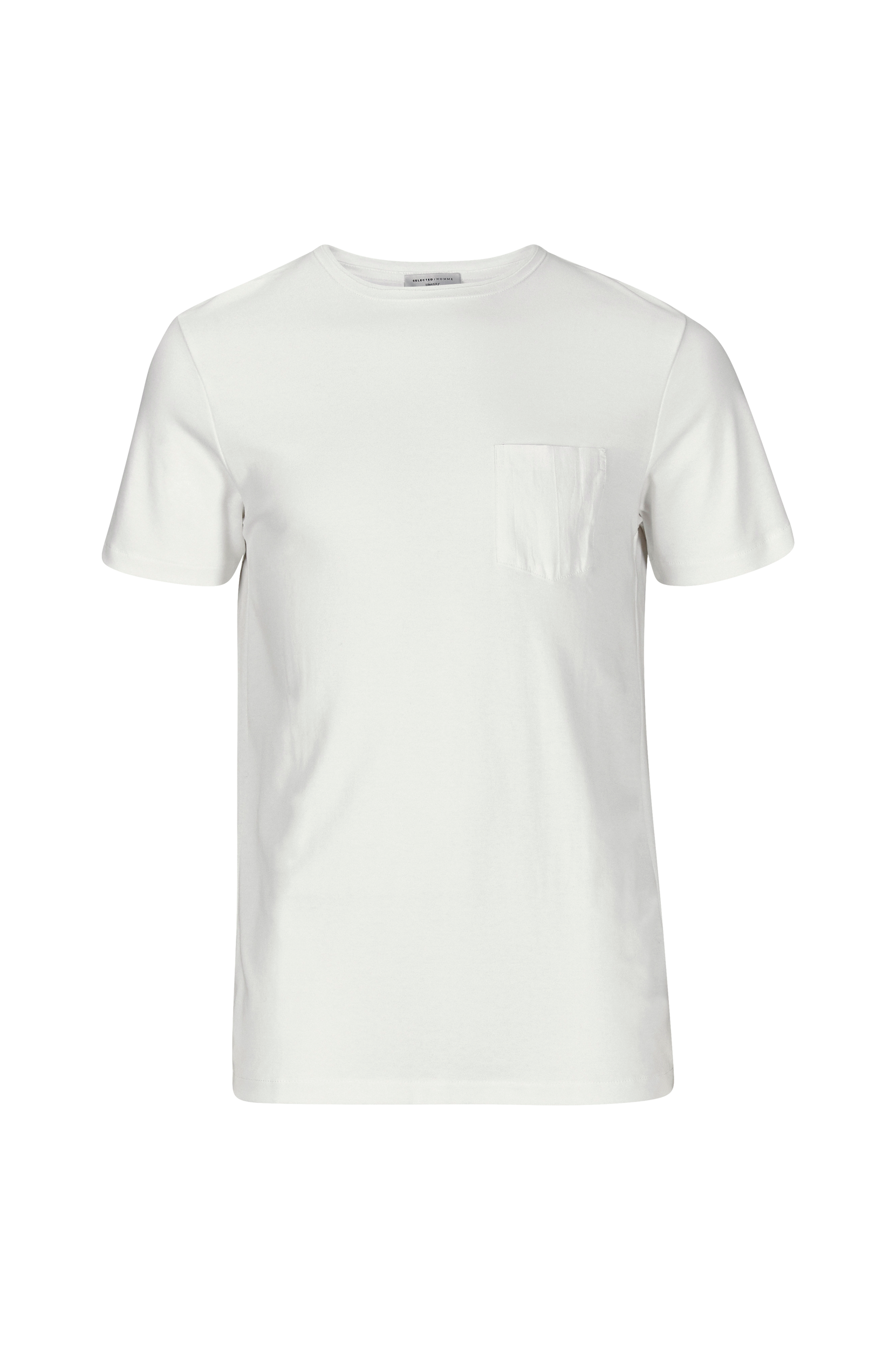 T-shirt shdFin Pocket SS O-neck Tee thumbnail