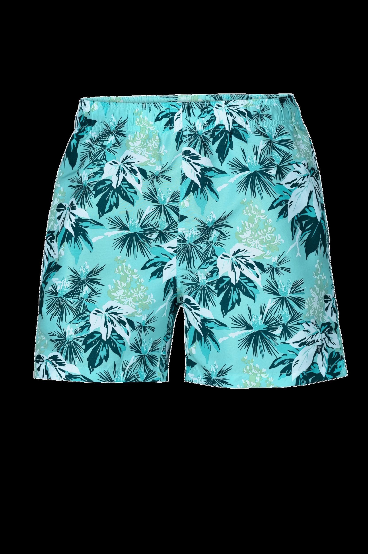 Badeshorts Tropical Foliage Gant Badetøj til Mænd i Blå/top blue