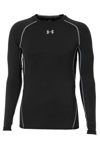 HeatGear® Armour Long Sleeve Compression Shirt -treenipusero
