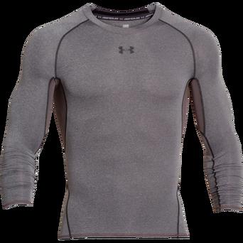HeatGear® Armour Long Sleeve Compression Shirt -treenipusero