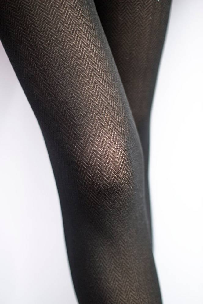 Swedish Stockings Strømpebuks Nina Fishbone 40 DEN