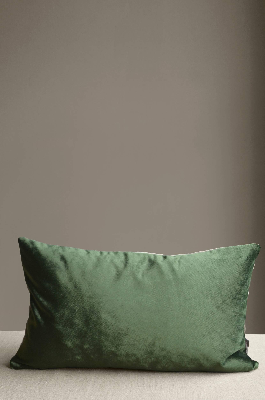 Beverly-samettityyny 30x50 cm