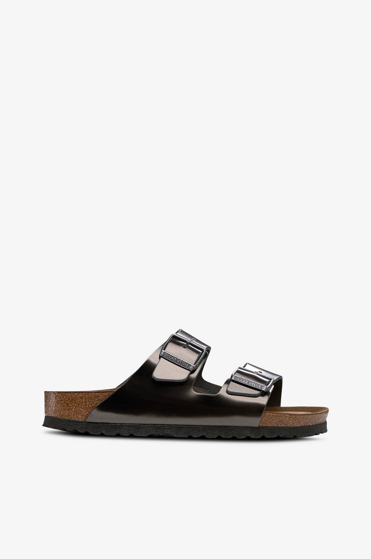 Metallinhohtoiset Arizona-sandaalit