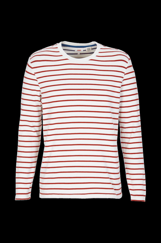 677ebd34e595 Shop Trøje Mission Levi s T-shirts   tanktoppe i Offwhite rød til Mænd på  Ellos.dk