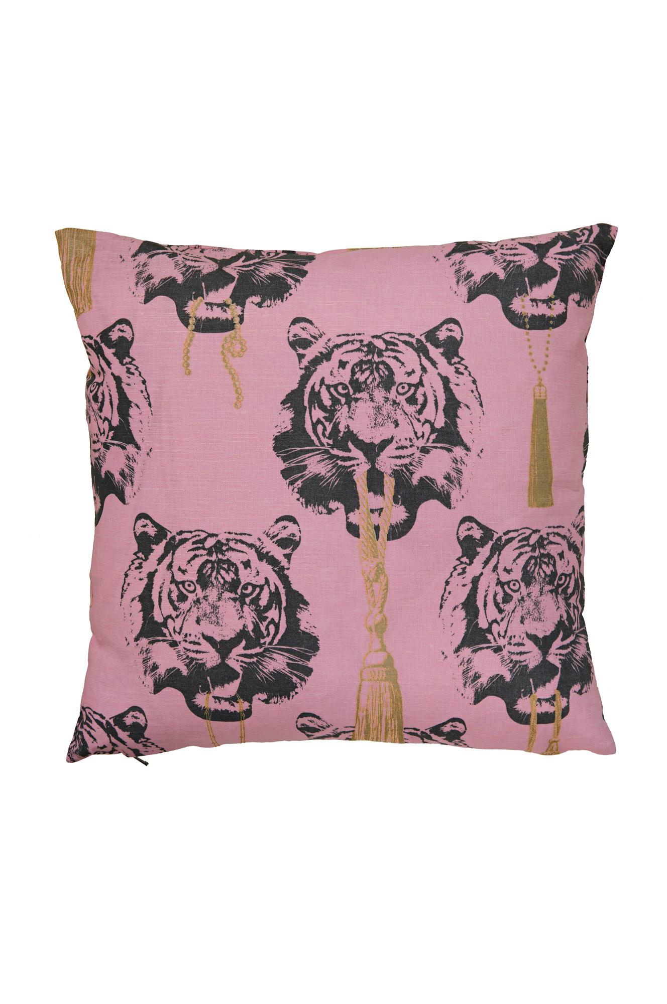 Coco Tiger -koristetyyny 50x50 cm