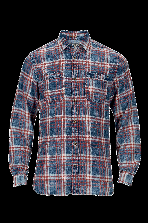 Skjorta jjvWill Shirt L/S Worker thumbnail