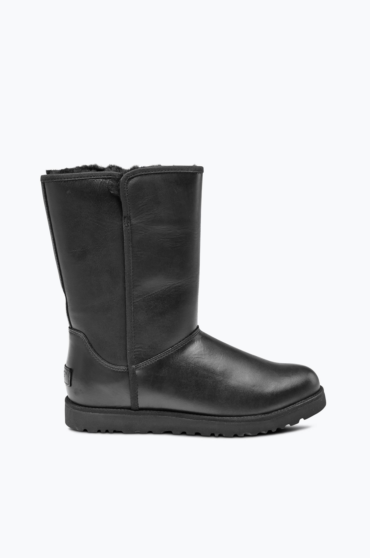 Vinterboots Michelle Leather UGG Australia Støvler til Kvinder i Sort