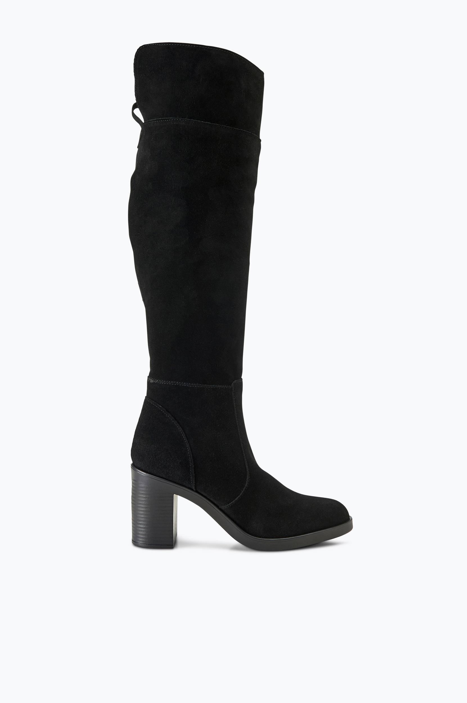 Støvler Shane over knee Esprit Støvler til Kvinder i Sort